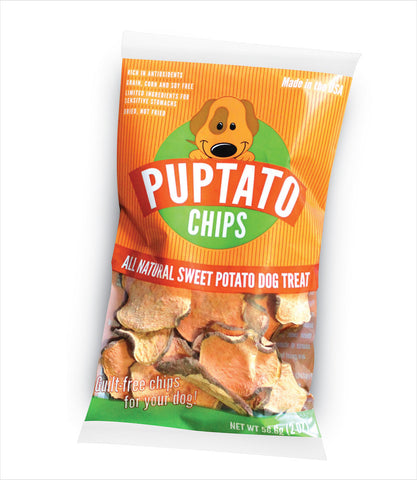 Puptato Chips Dog Treats