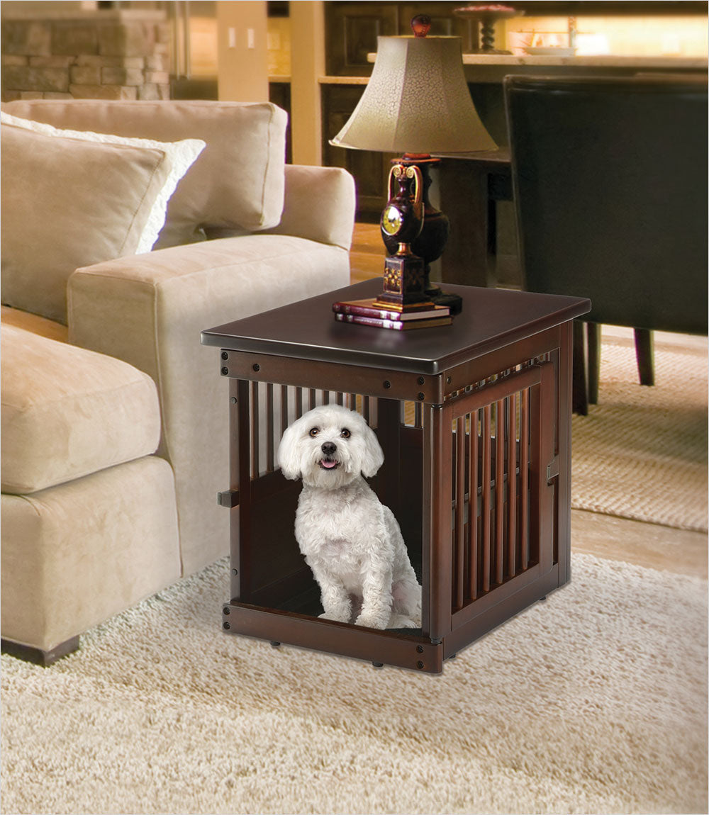 Richell Wooden End Table Crate ...