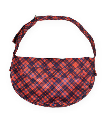 Susan Lanci Scotty Collection Plaid Cuddle Carriers
