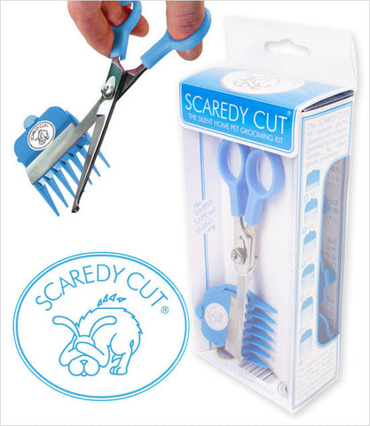 Scaredy Cut Dog Grooming Kit