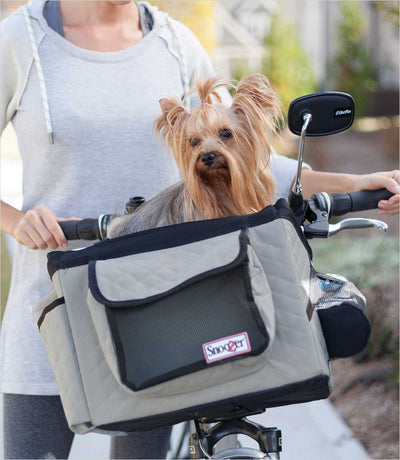 Dog Bike Basket - Buddy Model