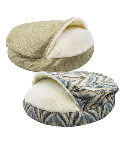 XLarge Show Dog Collection Cozy Cave dog beds