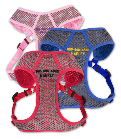 Coastal Soft Sport Personalized Harness