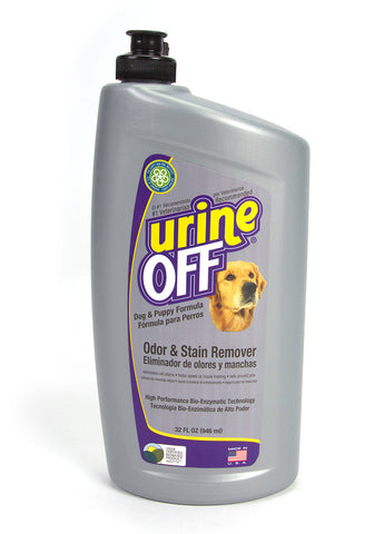 1-litre Urine-Off new bottle