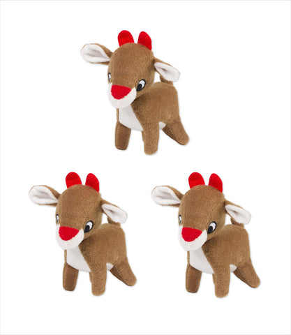 Zippy Paws Reindeer Toy Refill