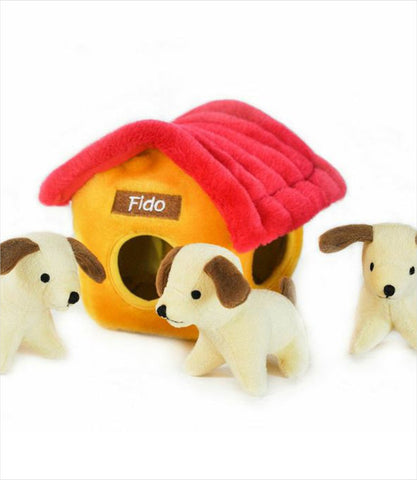 Dog House Burrow