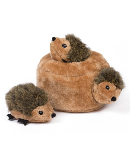 Hedgehog and Den Dog Toy