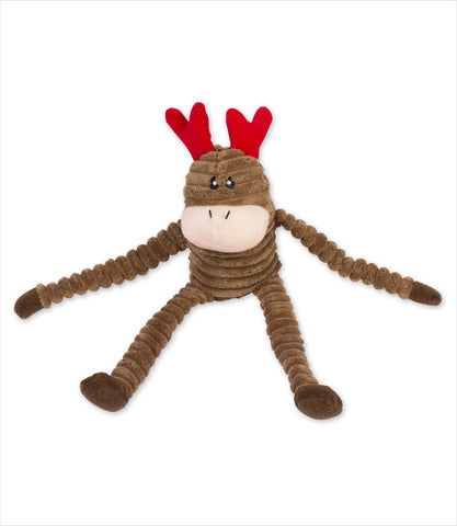 Reindeer Dog Toy - Krinkle