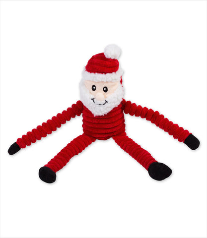 Santa Dog Toy - Krinkle