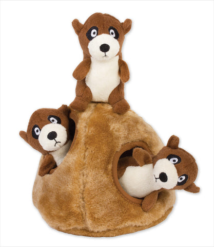 Meerkat and Den Dog Squeak Toy