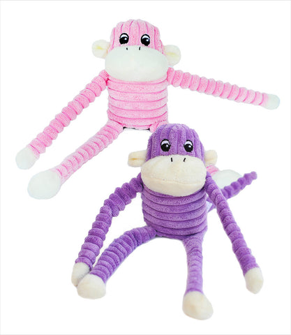 Spencer the Monkey Dog Toy