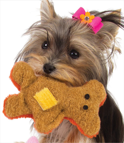 Bear Dog Toy - Misa Minnie