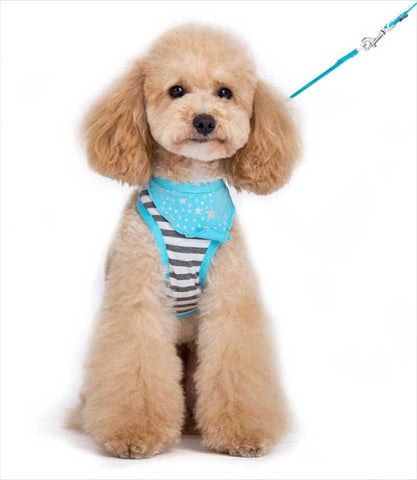 Bandana Blue EASYGO Dog Harness