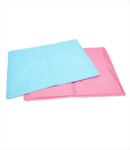 iCool Gel Mats in Blue and Pink