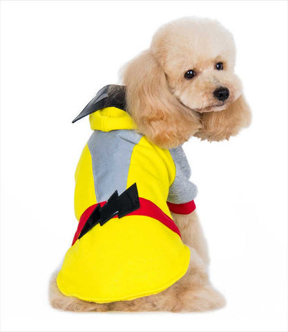 Super Hero Dog Costume Hoodie