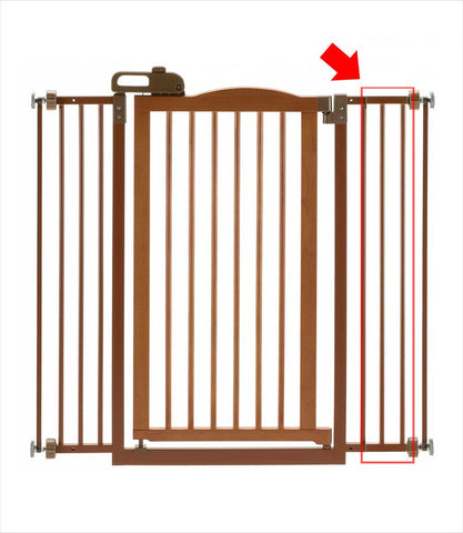 Extension panel for TALL Gate