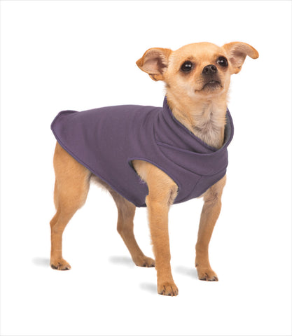 Santa Fe Pullover for Small Dogs in Vintage Violet