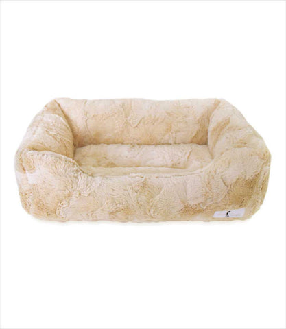 Sand Luxe Collection Tiny Dog Bed