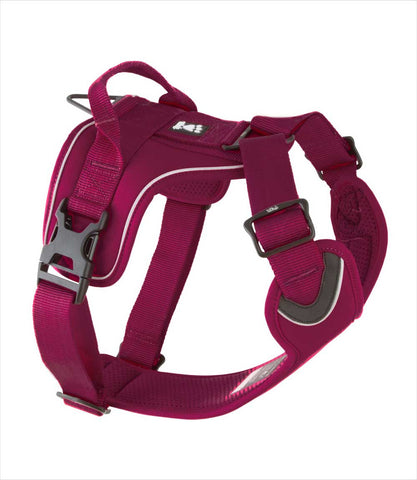 Hurtta Active Harness - Deep Cherry