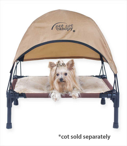 Pet cot canopy for Comfy Cot