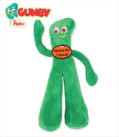 Gumby Dog Toy
