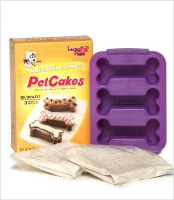 PetCakes Dog Treat Kit
