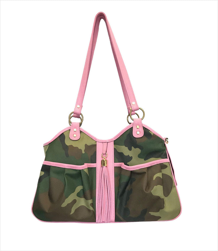 Metro Collection Dog Carrier - Camo