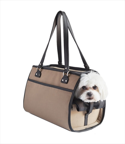 Payton Small Dog Carrier - Khaki