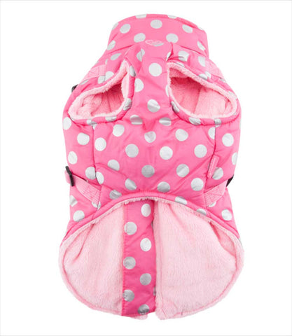 Miss Dotty Dog Harness Jacket