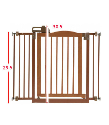 wide model One-Touch Pet Gate