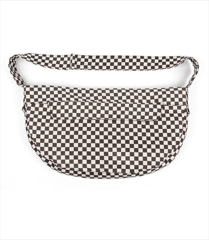 Windsor Check Dog Cuddle Carrier - Plain