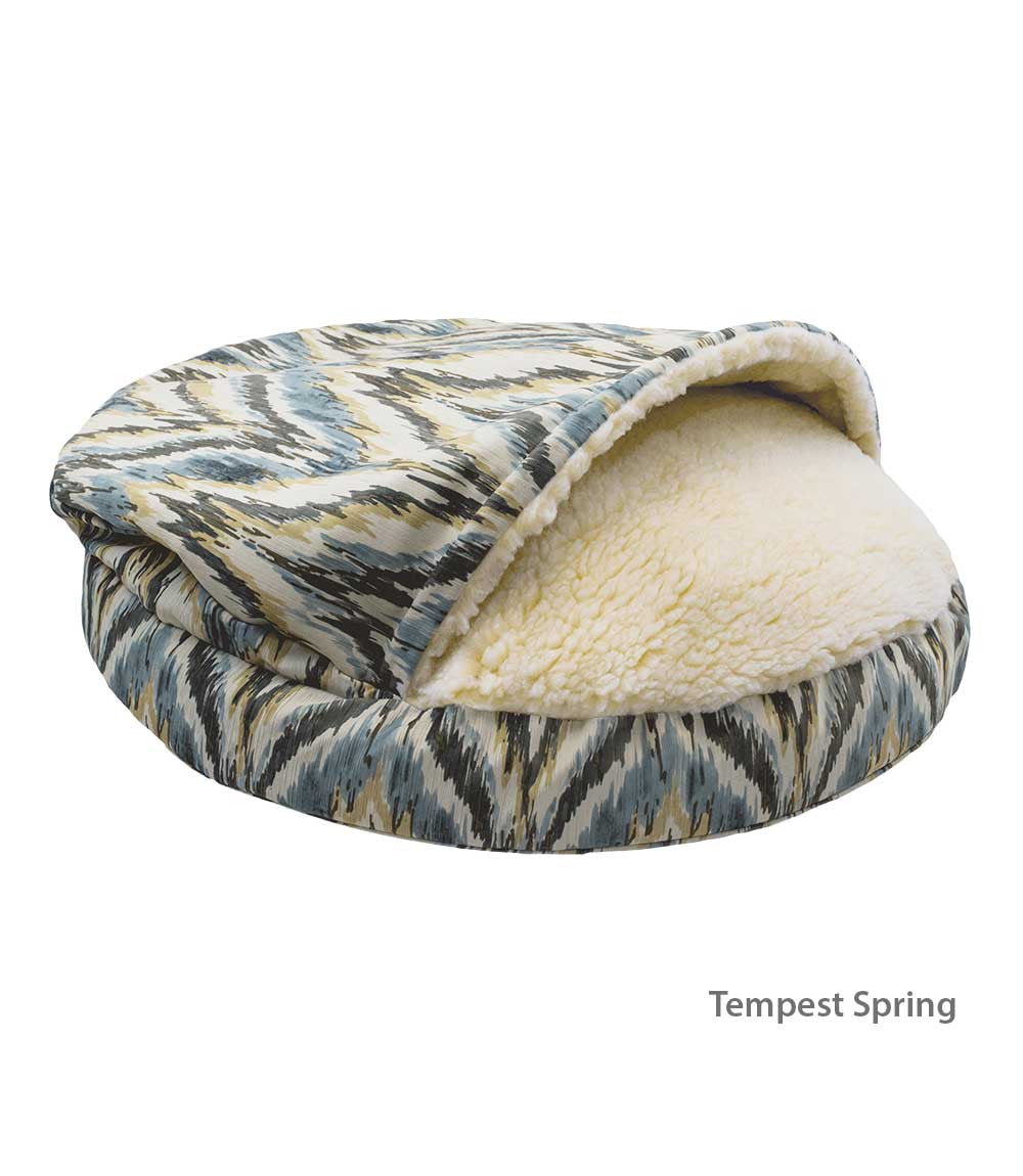 luxury orthopedic cozy cave dog bed - Cozy Cave Dog Bed