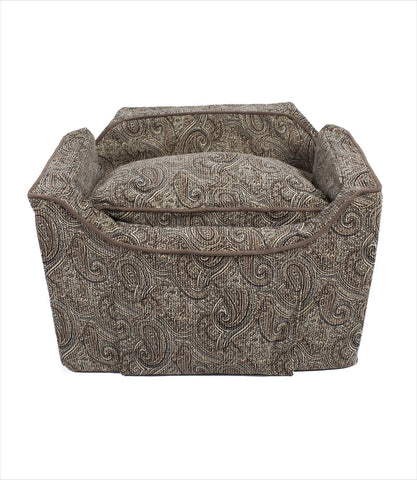 Outlet: Dog Car Seat Microsuede - Large