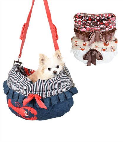 Snuggle Bug Dog Carrier - Animals