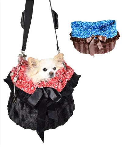 Pet Flys Bandana Snuggle Bug Carriers