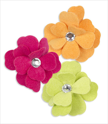 Susan Lanci Garden Dog Hair Bow