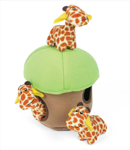 Zippy Paws Burrow - Giraffe Lodge