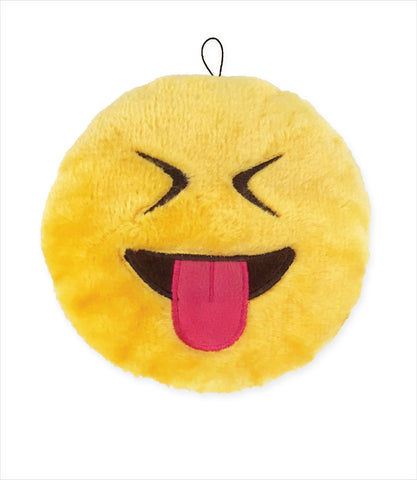 Tongue Emoji Squeak Toy