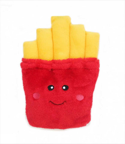 Zippy Paws NomNomz French Fries Dog Toy