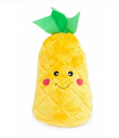 Zippy Paws NomNomz Pineapple Dog Toy