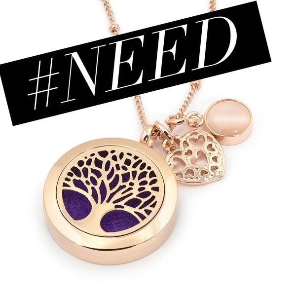 Top 10 Benefits of using an Exclusive AromaLove London Diffuser Necklace!