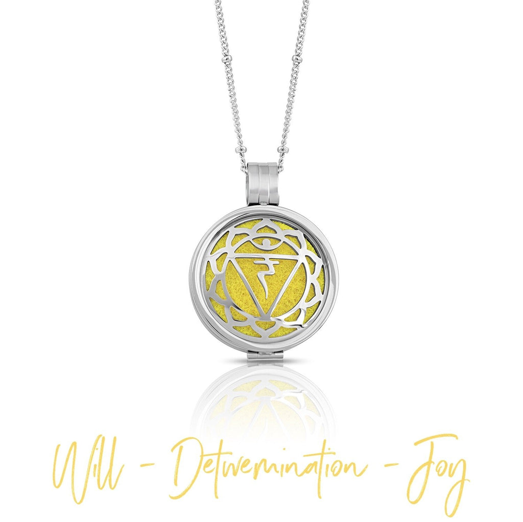 The Solar Plexus Diffuser Necklace