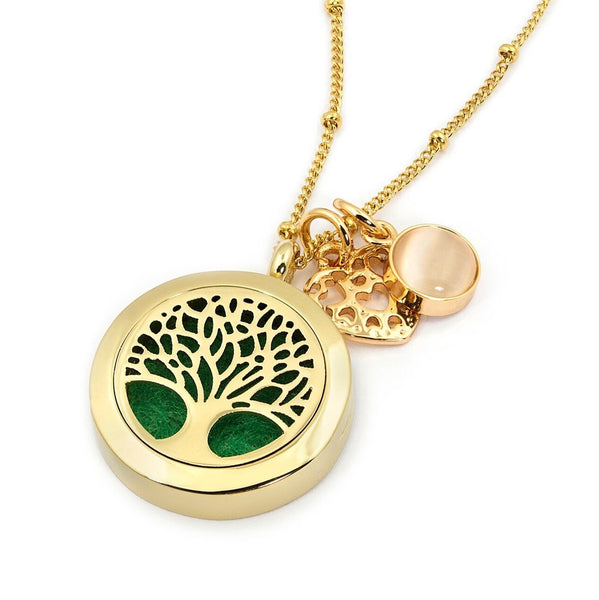 Diffuser Necklace Collection AromaLove London