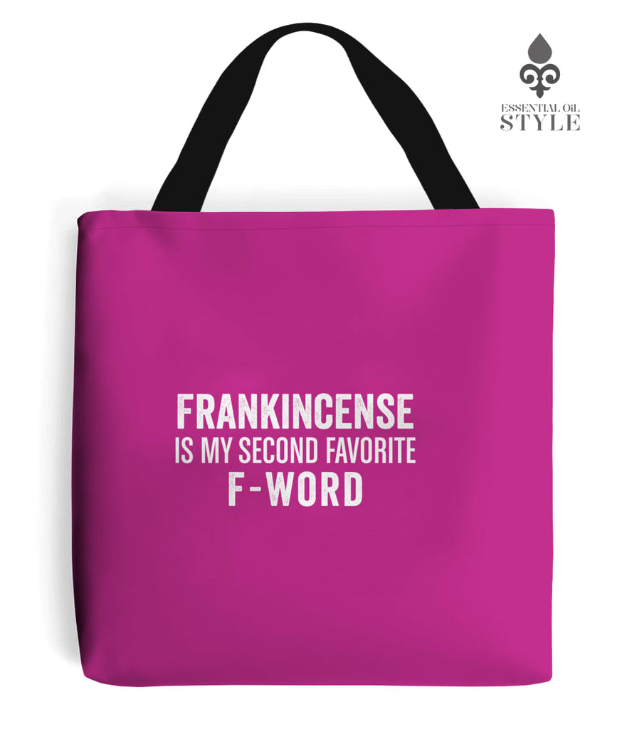 Tote Bag - F-Word by Essential Oil Style