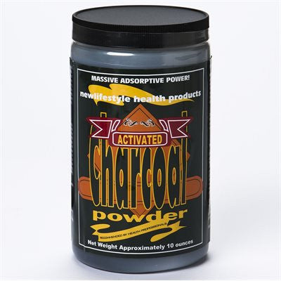 Activated Charcoal Powder, 10oz.