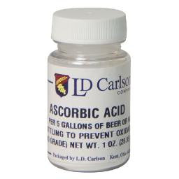 Ascorbic Acid, 1oz Bottle
