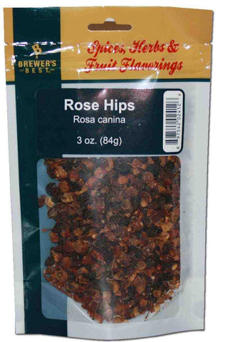 Brewer's Best Rose Hips 3 oz Bag
