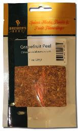 Brewer's Best Grapefruit Peel 1 oz Bag