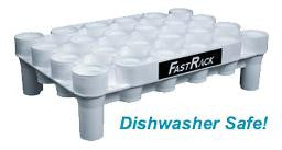 FastRack Draining System for Beer, Rack only
