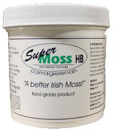 Five Star Super Moss HB 4 oz Jar